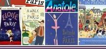 French language and literature / French language sites and  tips plus Books that are French inspired. About France, written by French Authors, French settings, French themed children's books and more.