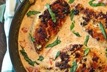 Chicken and Meats / Tons of Chicken and Meat Recipes