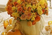 Centerpieces / Centerpiece ideas for parties of all styles and themes