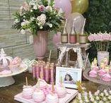 Princess Birthday Theme