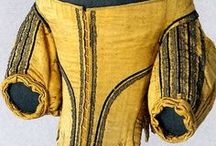 Extant garments before 18th century
