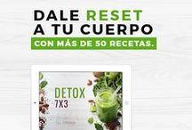 Detox 7X3 / Detox 7×3 es un programa de desintoxicación,  recomendado para optimizar el funcionamiento de tu cuerpo, reactivando el trabajo celular de cada órgano. Encuéntralo disponible aquí y comienza a cambiar tu cuerpo: https://goo.gl/6nQbcf  En este board te comparto mis tips para sentirte bien física-y-emocionalmente cuando comiences a hacer tu detox.  https://www.chicanol.com/tienda/product/detox/