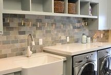 Laundry Rooms / by Krissi's Closet