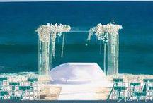 Creative Beach Wedding / by CLH Weddings