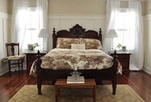 Bedrooms / by Kim Fink
