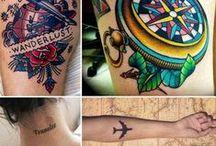 Tattoo Ideas / by Heather Hawkins