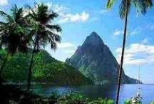 Saint Lucia Resorts Simply Majestic / by Travel by Lori