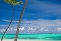 Punta Cana / Beautiful east coast of Dominican Republic.  / by Travel by Lori