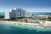 Cancun / Resorts on Mexico's Cancun Coast / by Travel by Lori