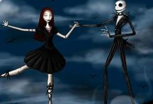 Jack <3 Sally / by Kristin Serenka
