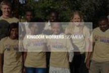 Kingdom Workers in Zambia