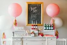 Balloon Styling / Balloons aren't just for kids anymore!