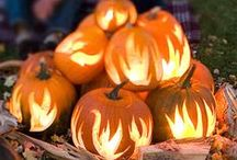 Halloween & Autumn / Fun ideas and fall decor