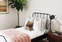 Dreamy Bedroom Design & Decor / I've got serious bedroom envy!