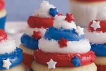 Red White And Blue / by Deanna Brannum