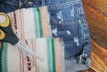 DIY Clothing Items / by Lauren Geniviva