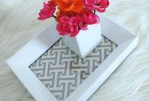 Craft Ideas / by Kaitlyn Ayerle