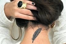 Tattoos to my liking / by Lauren Geniviva