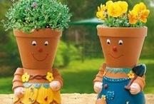 Gardening / by Pegi Williams