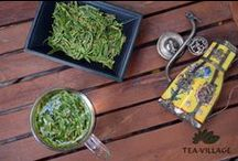 Green Tea / Our amazing green tea...