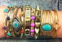 Jewelry Style Inspiration / by Lauren Geniviva