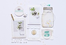 scrapbooking layouts / by Melissa Tooney