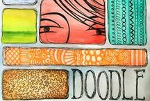 Art journal - doodles