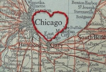 """Chicago the""""Windy""""CIty / by Sheila Kaiser-Wells"""