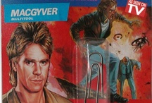 MacGyver Situations / Here you'll find mostly self-reliant items, but also solutions to some sticky situations in which you might find yourself.