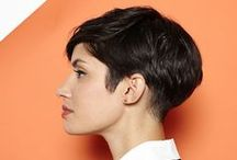 Pixies. / The loveliest of pixie and bob cuts. / by Hello, Muffin.