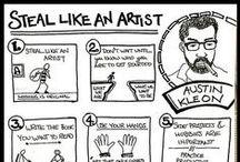 Sketch notes inspiration / by Magatha Bagatha