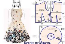 Sewing Patterns / Collection of free and not so free sewing patterns from pinterest and the web