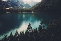 Outdoorsy / Where I'd rather be. / by Alexa Harris