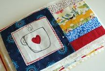 Mug rugs / Mug rugs - I love mug rugs! Useful and pretty mini quilts that are fun to make, lovely to look at and so useful to have around the house.