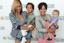 Celebrity Mamas / famous Mamas and their kids...