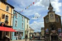 Pembrokeshire: Places to go / Where to go and what to see in my lovely home county of Pembrokeshire, West Wales.