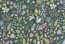 Fabrics / by Jennie Coggin