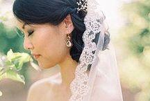 Revelry Beauty bridal work / Portfolio shots of my wedding hair and makeup work