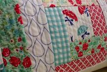 Quilting & Sewing / Quilts I want to make and quilts I love but will never make. :) / by laurelsstitchery