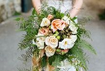 bridal flowers and bit'n'bobs