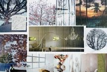 art & interiors | natural / trend imagery that inspires and complements our treescape collection :: http://www.signarture.com.au/collections/treescape-perspex-artworks