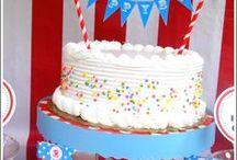 Birthday Party Ideas / by Mary Darroch