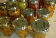 Canning and Freezing / by Dawn Griffith