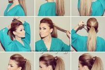 Hair / Hair, easy to care for, hard to style, great to see. / by Kimberly Cheney