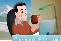 Rapid E-learning Blog / It's all about the header graphic. A collection of fun blog graphics from the Rapid Elearning Blog
