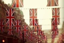 Best of British: Red, White & Blue / by Jaeger