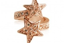 Written in the Stars / We have a lovely selection of star jewellery at http://www.accessoriesonline.co.uk - here's a little taster. Twinkle twinkle...you're a star! #jewellery #jewelry #fashion #star