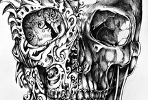 For the love of skulls! / by Marie Q