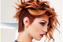 Hair Styles, Tips, and Tricks / by Ann Shepich