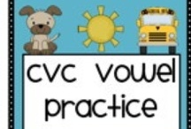 Literacy vowels